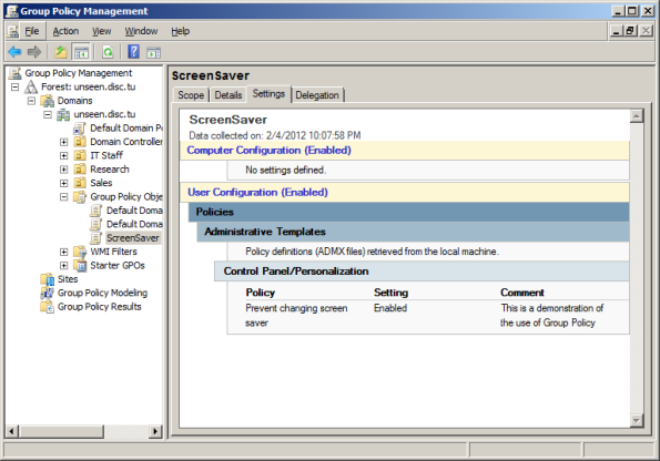 Screenshot- Group Policy Management 2