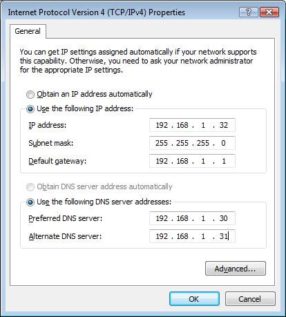 Screenshot- IP4 Properties