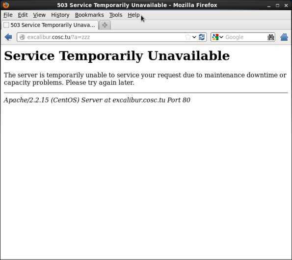 Screenshot-503 Service Temporarily Unavailable - Mozilla Firefox