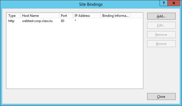 WebTestBindings